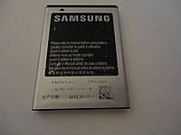 Аккумулятор  б.у. оригинал eb494358v samsung s5830 s5670