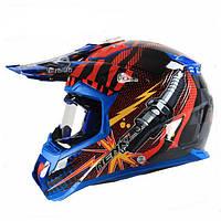 Мотоцикл гоночной шлем высококлассные производительность профессионального мотокроссу шлемы для nenki mx315