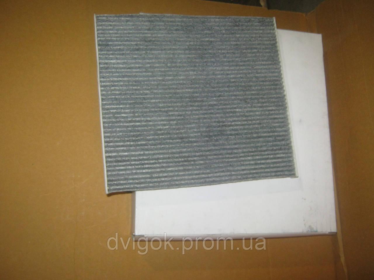 Фильтр салона угольный KIA Rio Hyundai Accent Solaris (Interparts) 97133-4L000