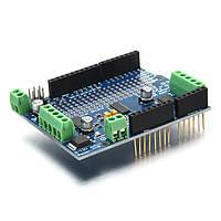 СОБСТВЕННЫЙ модуль привода для Arduino TB6612FNG DC шаговый двигатель щит v2 1TopShop