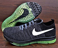 Серые мужские кроссовки Nike Zoom All Out