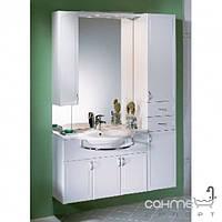 Мебель для ванных комнат и зеркала Gorenje Комплект мебели для ванной комнаты Gorenje Catania 90 910691 белый глянец