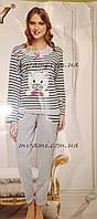Красивые женские пижамы из мягкого хлопка
