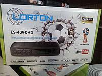 """Т2 ресивер 4090HD YouTube IPTV """"LORTON"""" ES"""