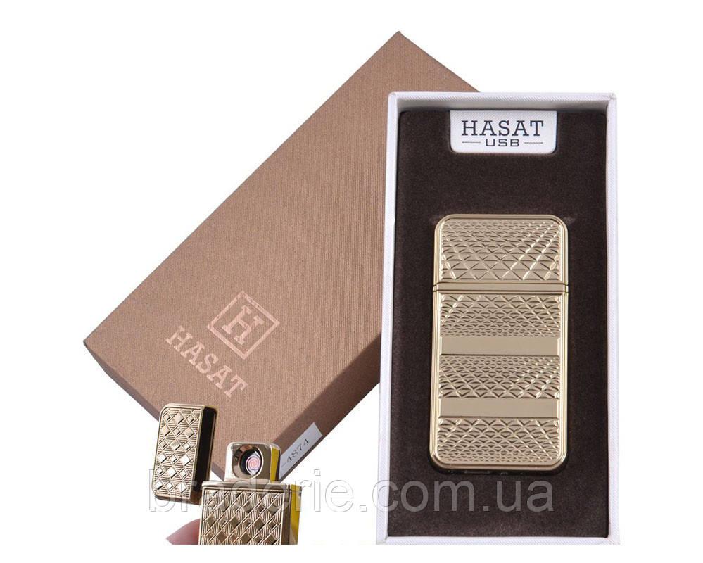 Зажигалка USB Hasat 4874 в подарочной коробке