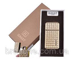 Зажигалка USB Hasat 4874 в подарочной коробке, фото 2