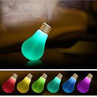 USB красочный матовая поверхность форма шарика Увлажнитель воздуха Диффузор камень украшения креативный дизайн