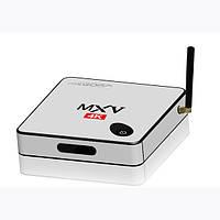 MXV 4k megogo России 3 месяца бесплатный сервис IPTV Amlogic S905 Android 5.1.1 TV Box Android мини-ПК