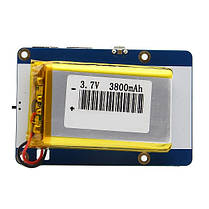 Geekcreit® V1.0 Lithium Батарея Плата расширения для сотового телефона/Raspberry Pi 3 Model B/Pi 2B/B+ 1TopShop, фото 2