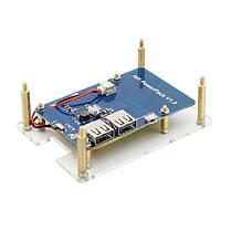 Geekcreit® V1.0 Lithium Батарея Плата расширения для сотового телефона/Raspberry Pi 3 Model B/Pi 2B/B+ 1TopShop, фото 3