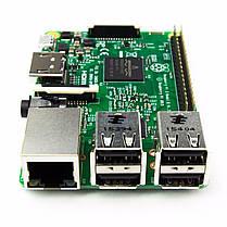 3 В 1 Raspberry Pi 3 Модель B Совет + белый алюминиевого сплава + Алюминий Медь теплоотводом Kit 1TopShop, фото 3