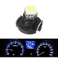 T3 3528 клин LED инструмент световой панели лампы калибровочной лампы белый Neo СМД приборной панели автомобиля свет