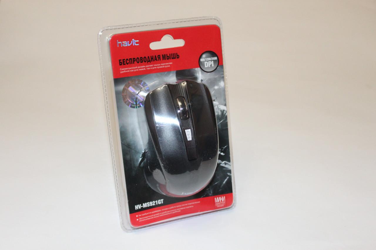Мышка Havit HV-MS921GT Беспроводная Black