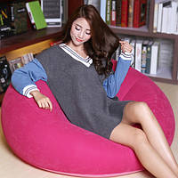 Удушливый воздух Портативный Творческий Быстрый Надувной диван Подушка Ленивый Кресло для отдыха Sleep Сад Балконный табурет