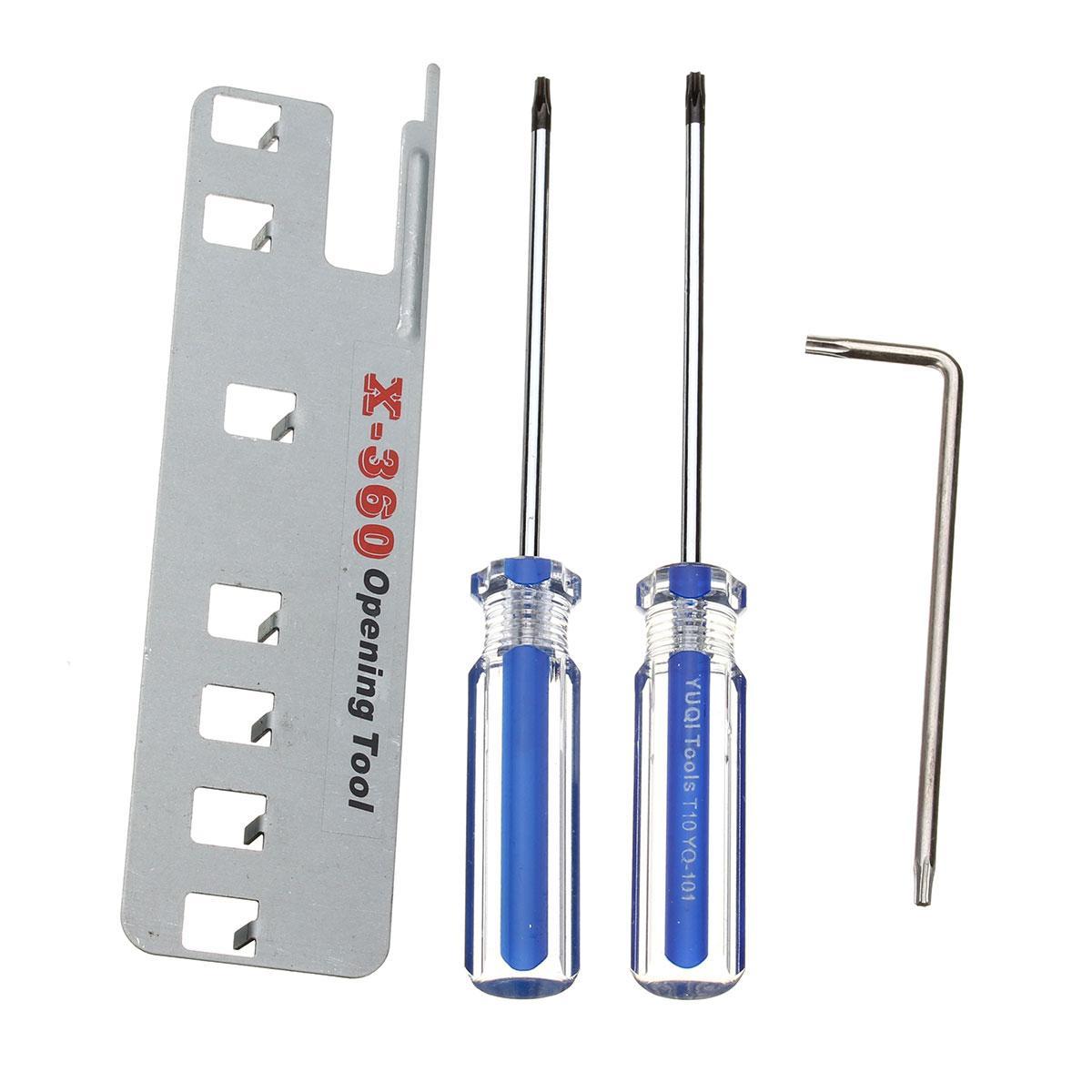 4шт XBOX 360 открытия инструменты разобрать инструменты для ремонта 1TopShop