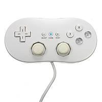 Белый мини классический видео игровой контроллер Joypad геймпад для Нинтендо 64 Wii развлечений дар 1TopShop