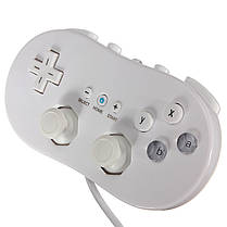 Белый мини классический видео игровой контроллер Joypad геймпад для Нинтендо 64 Wii развлечений дар 1TopShop, фото 3