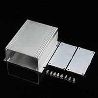 Алюминиевый корпус электронный корпус блока PCB инструмент ящик для поделок проекта