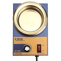 Cm310a 220v 300w 100мм припой для пайки нержавеющей стали плавильной печи горшок