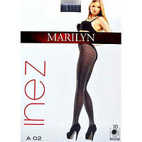 Колготы MARILYN INEZ A02 80