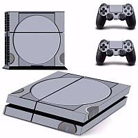 Наклейка для кожи для PS4 Play Station 4 Консоль + 2 Защитная кожа для контроллера