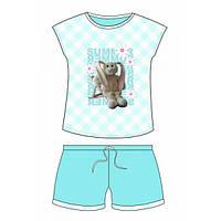 Пижама CORNETTE KD-582/44 RABBIT, размеры 98-104,116-122, хлопок, Польша, фото 1