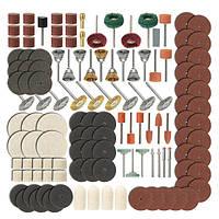 337 штук шлифовальные шлифования полирования ротационного инструмента набор принадлежностей для инструмента Dremel роторного