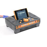 Icharger 406 Duo 1400w двойной ч порт 6s Lipo батареи баланс зарядное устройство разрядника