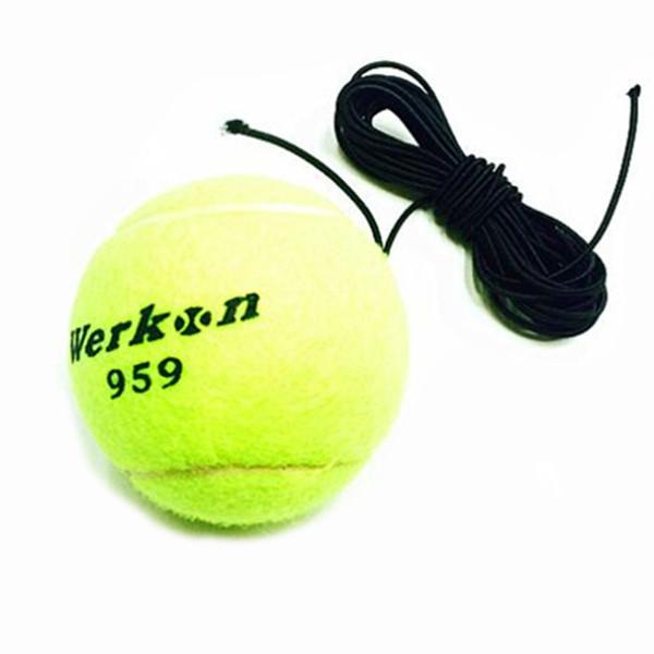 Профессия обучение теннисный мяч с высокой упругой линии для начинающих теннис упражнений устройства - ➊TopShop ➠ Товары из Китая с бесплатной доставкой в Украину! в Днепре