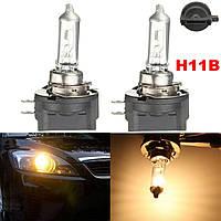 2 x 55w 12v 3000k H11B галогенные лампы свет лампы замена ламп накаливания ясно