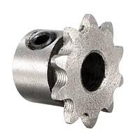 8мм отверстие 10 зуба шестерни металла двигателя роликовые цепи ведущей звездочки