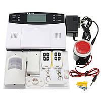 DY-GSM30A умный дом безопасность взломщик голос защиты домашней сигнализации GSM беспроводной ЖК