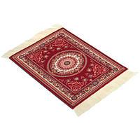 28x18см концентрический круг стиль богемы персидский ковер коврик для мыши для настольного ПК портативный компьютер