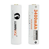 LUMINTOP LM34C Micro-USB 18650 Защищенный литий-ионный аккумулятор Батарея