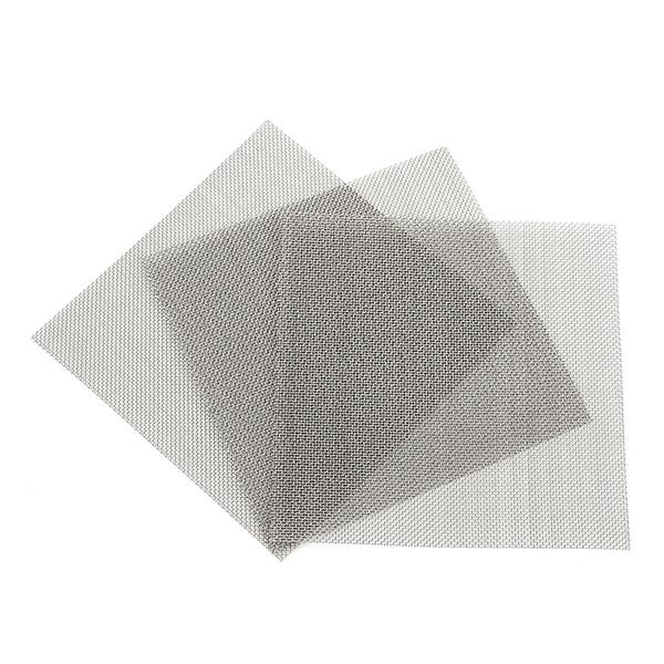 3шт 10х10см 304 из нержавеющей стали 35 меш фильтрации фильтр для воды тканые проволоки - ➊TopShop ➠ Товары из Китая с бесплатной доставкой в Украину! в Днепре