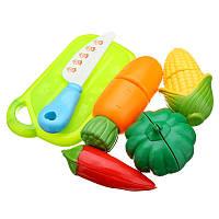 6шт весело резать овощи еда кухня резки игрушка Playset дети роль Палий