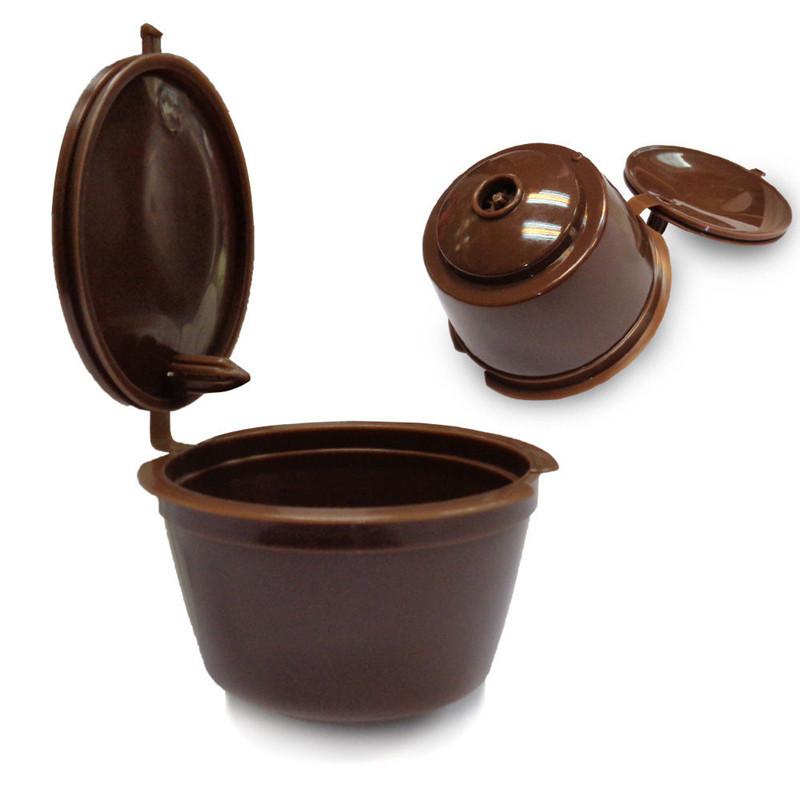 Honana 1 шт Многоразовые Refillable Single Mesh чашки кофе Замена фильтра чайник Pod - ➊TopShop ➠ Товары из Китая с бесплатной доставкой в Украину! в Днепре
