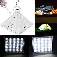 25 LED белый солнечный приведенный в кемпинг лампа пульт дистанционного управления,висящий напольный свет палатки