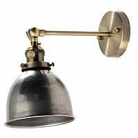 E27 современный ретро старинные настенные бра Edison электрическая лампочка форма лампы кафе-бар кофе