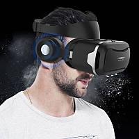 VR Shinecon 4-го поколения виртуальной реальности 3D-очки с гарнитурой для 3.5-5.5 дюймов смартфонов-1TopShop