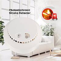 LS-828-10P LED Монооксид углерода тестер отравления дыма датчик газа предупреждающий сигнал детектора