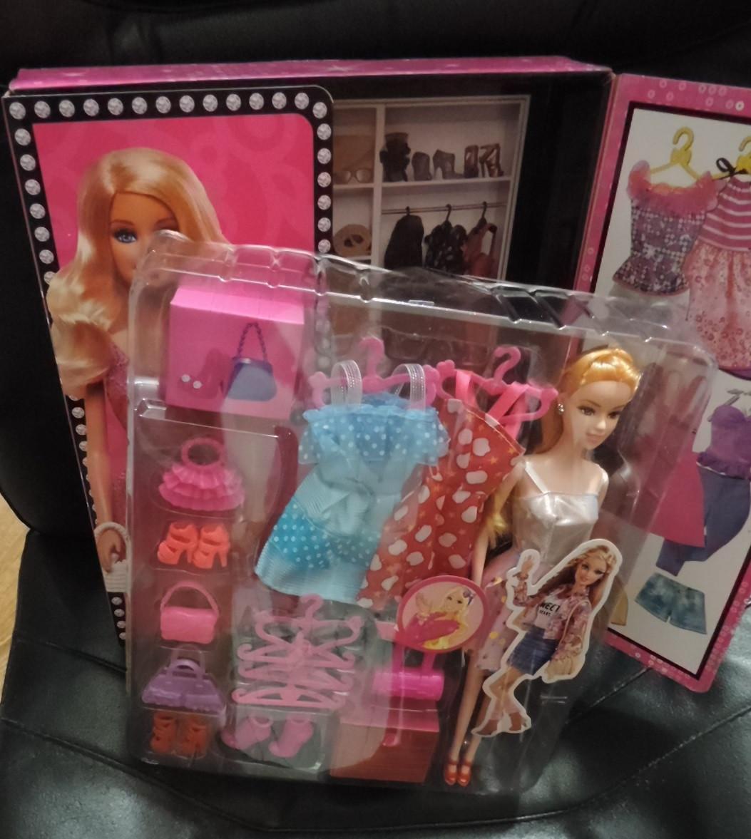 a3a0b2ea7 Кукла Barbie с аксессуарами: продажа, цена в Харькове. реборны ...
