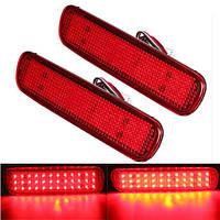 Пара LED тормозные задние фонари задний бампер отражатель противотуманная фара для Toyota Land Cruiser LEXUS LX470