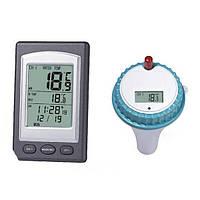 Водонепроницаемый беспроводной Плавающий Термометр плавательный бассейн Спа горячая ванна Термометр