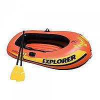 Лодка EXPLORER 58331 вёсла насос 185-94-41смHN