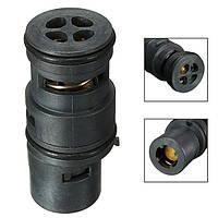 Масляный радиатор Термостат Расширительный бачок системы охлаждения радиатора для BMW E53 E83 E85 X3 e46