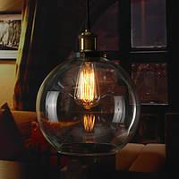 Современный Винтаж Потолочный светильник Crystal Кулон Люстра Светильник Абажуры