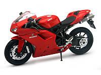 N.R.Мотоцикл сборка (1:12) DUCATI 1198