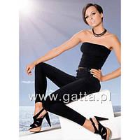 Брюки - леггинсы GATTA SKINNY HOT BLACK S черный, L; M; S; XL, штаны