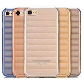 Remax TPU полное покрытие ударопрочный задней стороны обложки для iPhone 7 4.7 дюйма